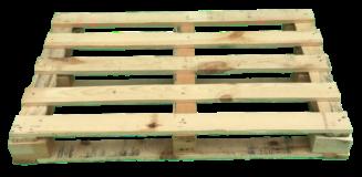 1130×750×137mmサイズで価格は450円の中古(リユース)木製パレット
