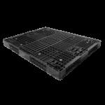 樹脂パレット 物流用 1400×1100×100mm 4方差し片面仕様 中古 リユース 斜め