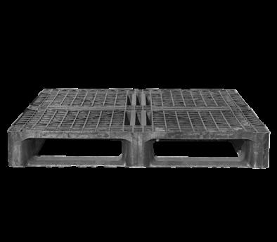 樹脂パレット 11型 物流用 1140×1140×150mm 4方差し片面仕様 中古