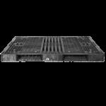 樹脂パレット 物流用 1400×1100×100mm 4方差し片面仕様 中古 リユース 側面