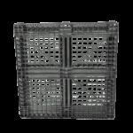 樹脂パレット 11型 物流用 1100×1100×140mm 4方差し片面仕様 中古