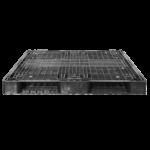 樹脂パレット 物流用 1400×1100×100mm 4方差し片面仕様 中古 リユース 短辺