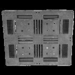 樹脂パレット 物流用 1200×1000×150mm 4方差し片面仕様 中古 リユース 上面