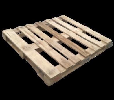中古木製パレット 仕様 :4方差し片面仕様サイズ:1200×1000×125mm